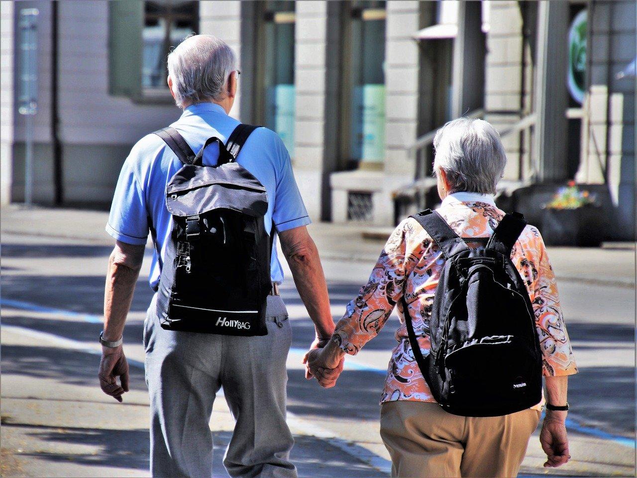 Seniorzy na wakacjach - ubezpieczenie turystyczne