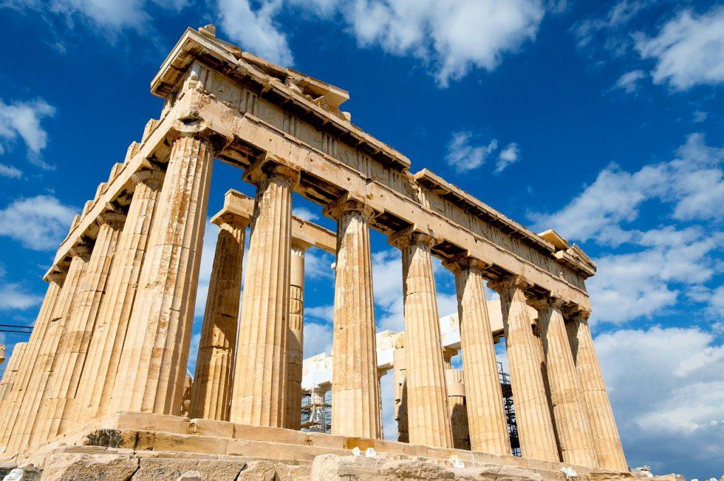 Ateny - jak dostać się z lotniska do hotelu