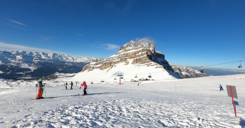 Włochy - gdzie na narty?